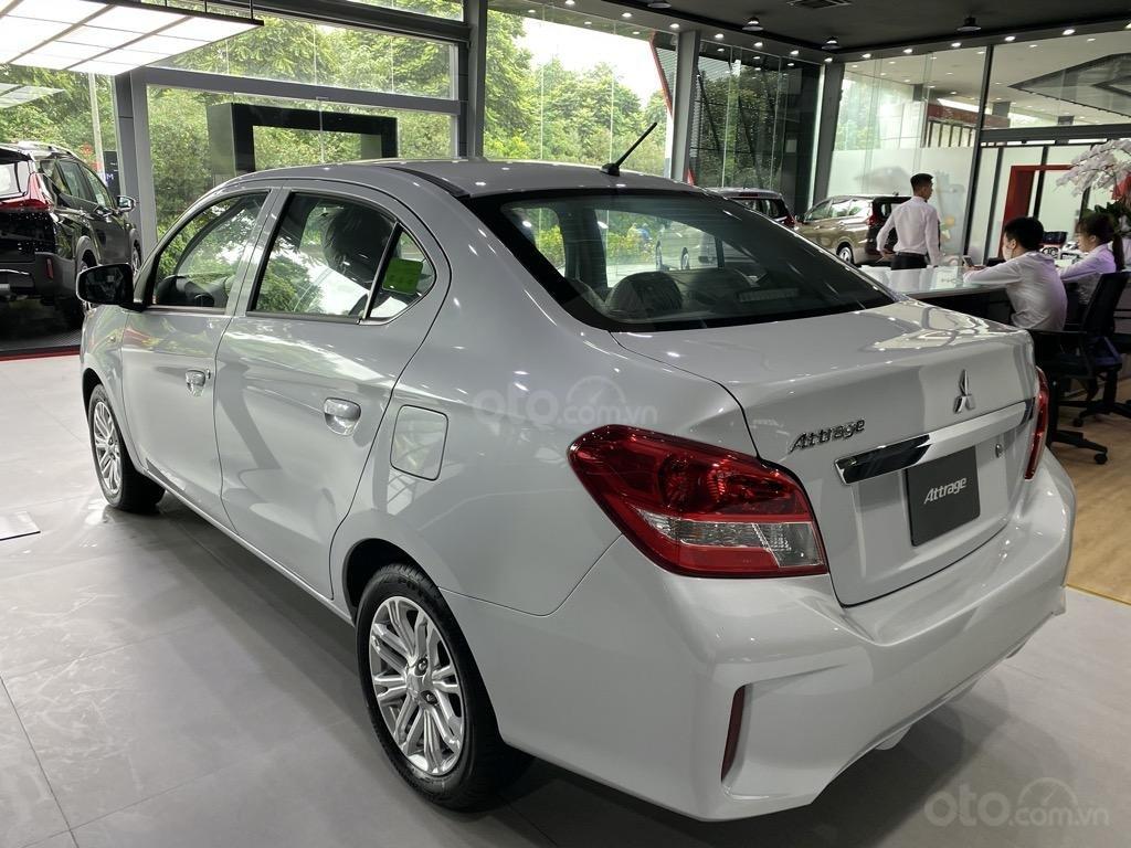 Cần bán Mitsubishi Attrage MT (Số sàn) 2020 nhập khẩu Thái Lan. Hỗ trợ 50% thuế trước bạ, giá tốt nhất tháng 11 (4)