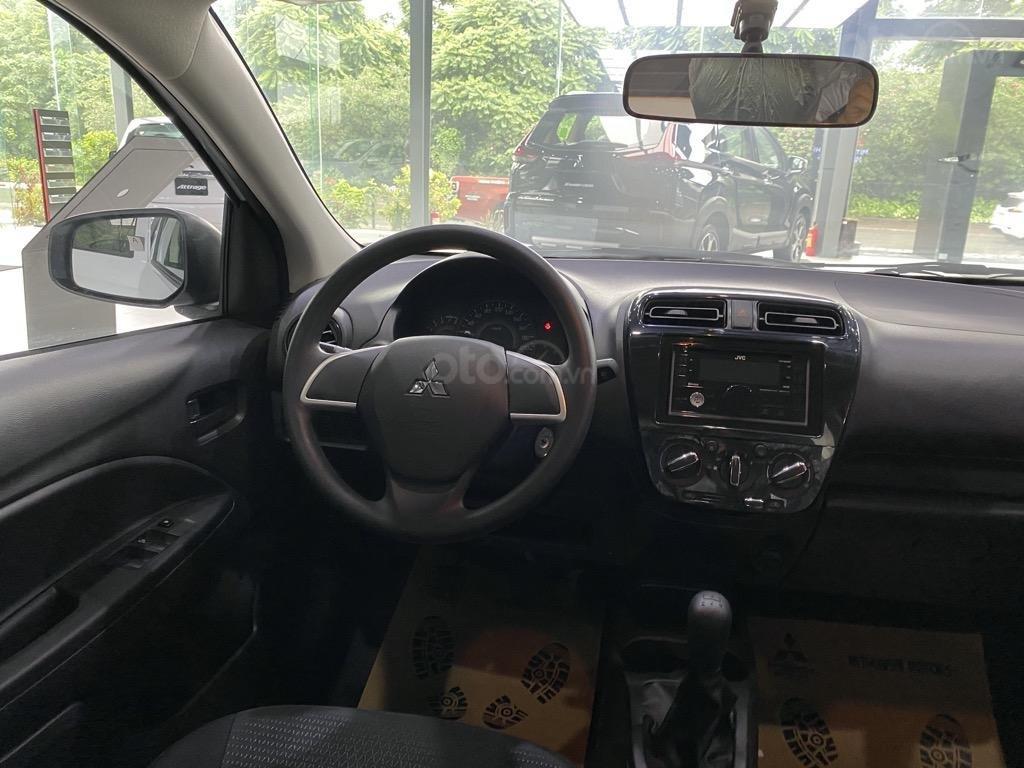 Cần bán Mitsubishi Attrage MT (Số sàn) 2020 nhập khẩu Thái Lan. Hỗ trợ 50% thuế trước bạ, giá tốt nhất tháng 11 (8)