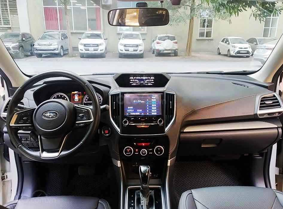 Bán Subaru Forester năm 2019, màu trắng, xe nhập  (2)