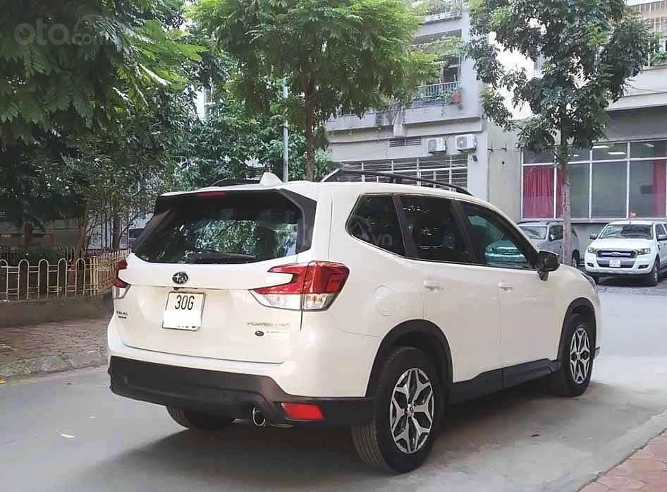 Bán Subaru Forester năm 2019, màu trắng, xe nhập  (4)