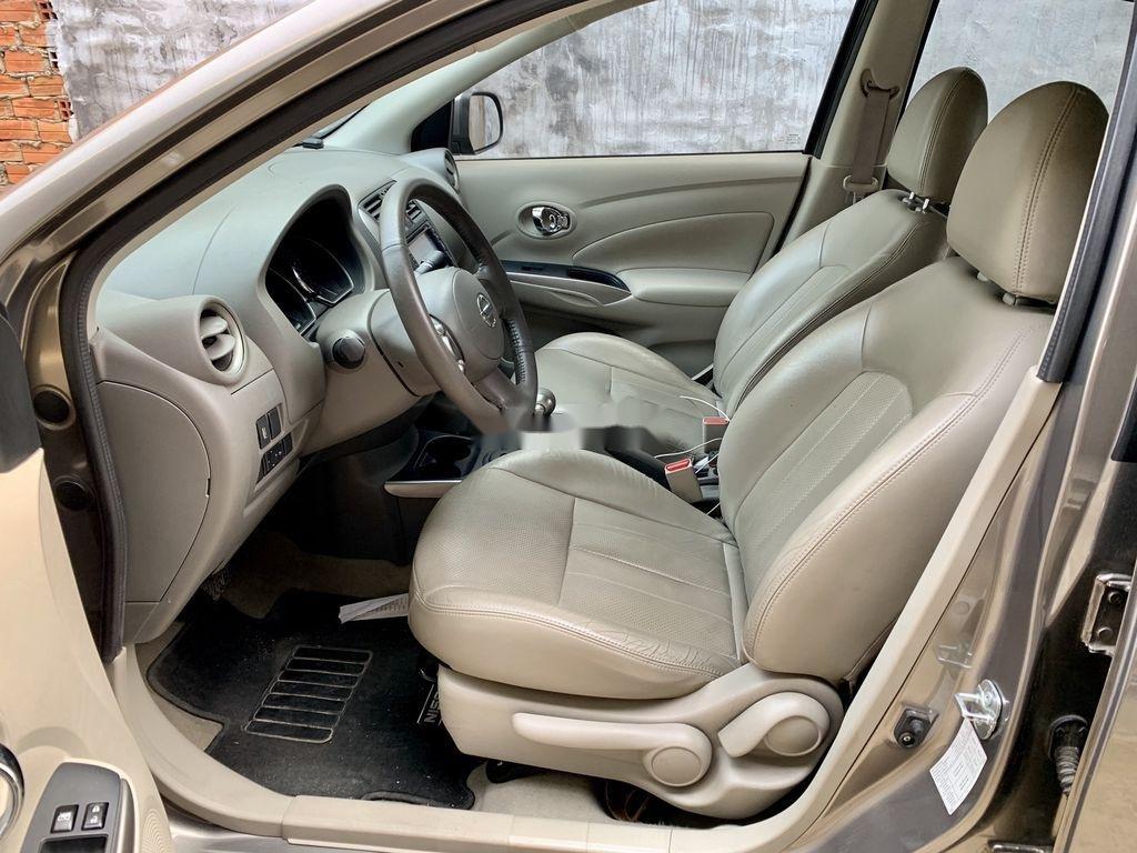 Bán xe Nissan Sunny đời 2014, màu xám còn mới (11)