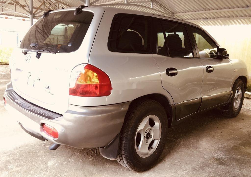 Bán ô tô Hyundai Santa Fe năm 2007, xe nhập còn mới (5)