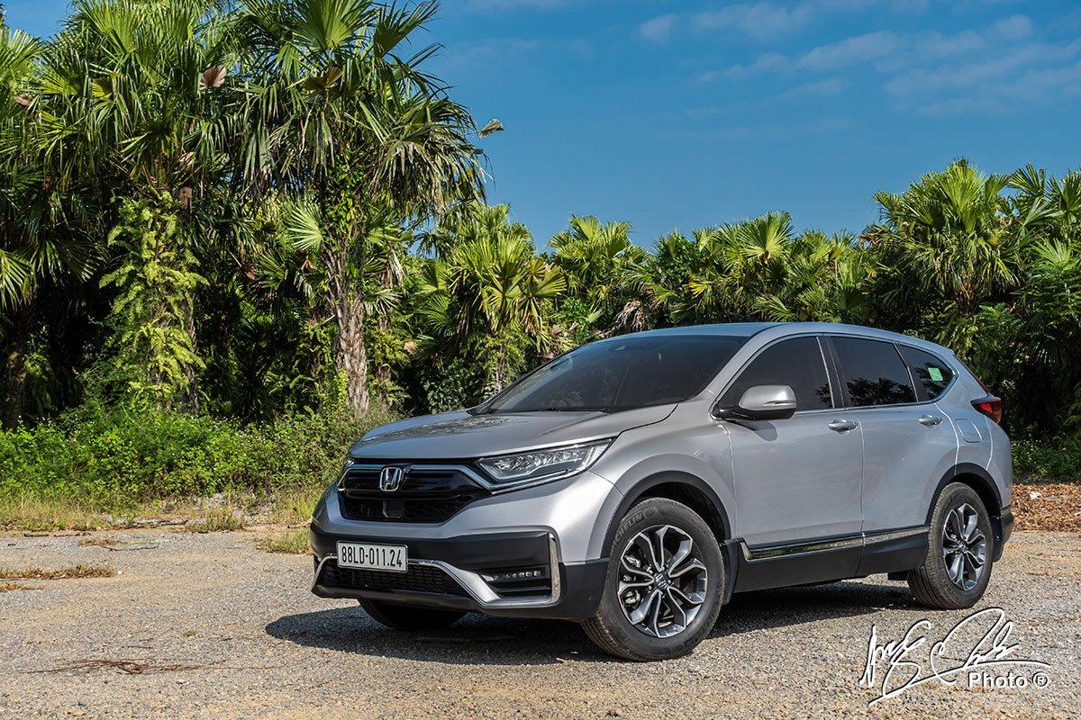 đánh giá xe Honda CR-V 2020-2021.