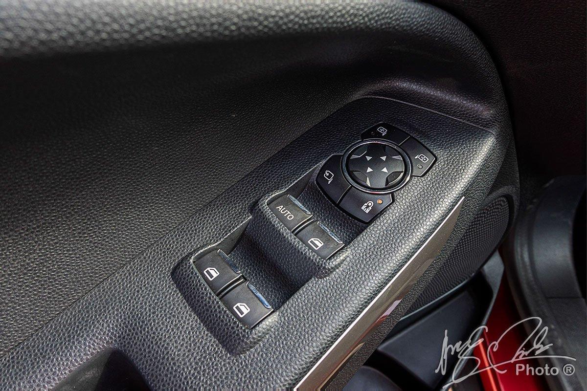 Ảnh Táp-li cửa xe Ford EcoSport 2020