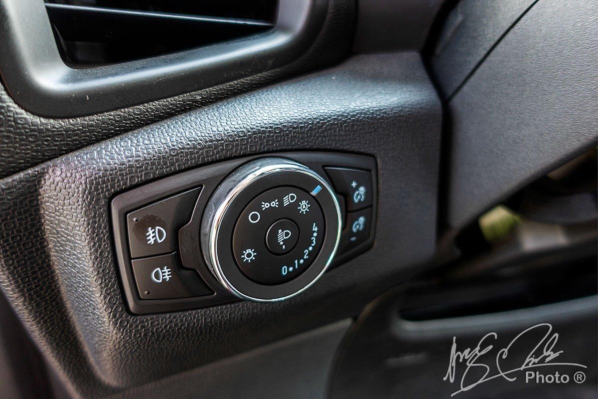 Ảnh chỉnh đèn Ford EcoSport 2020