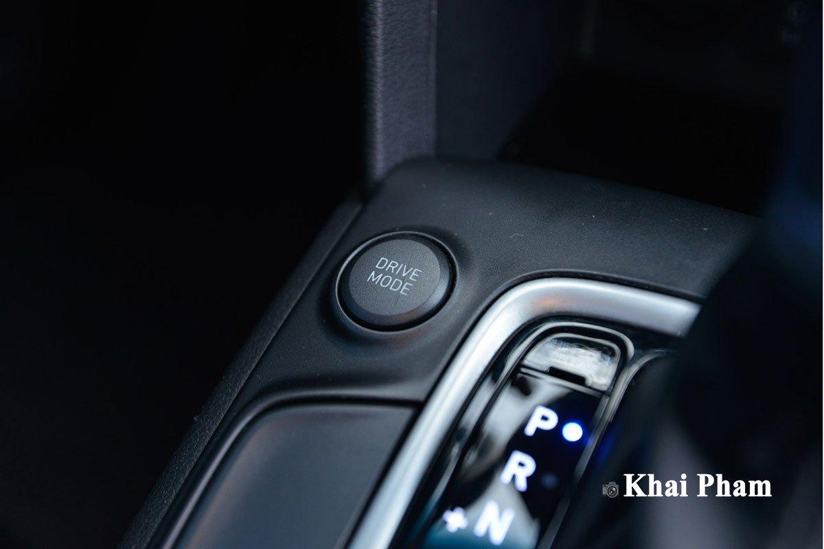 Ảnh Nút khởi động xe Hyundai Kona 2020
