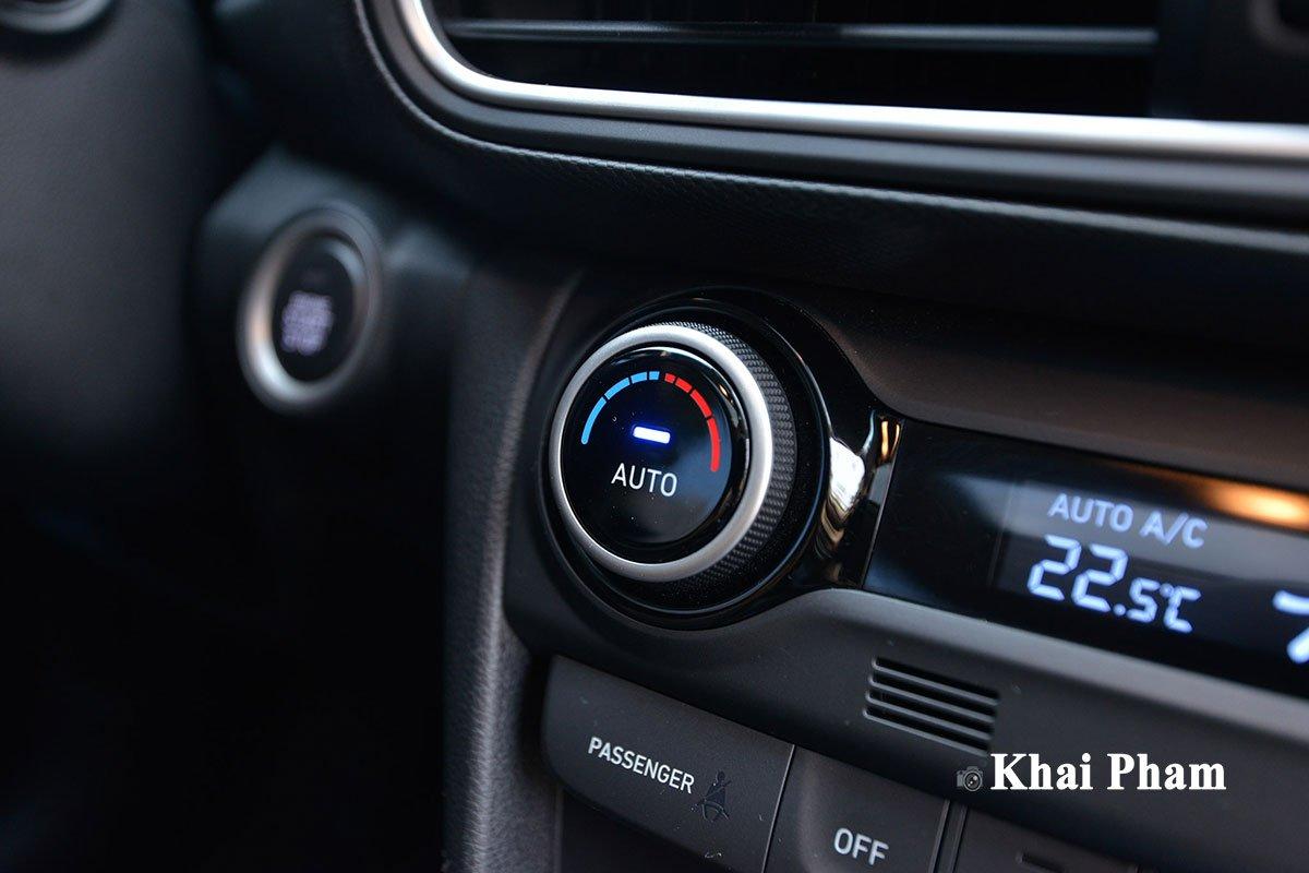 Ảnh Điều hòa xe Hyundai Kona 2020