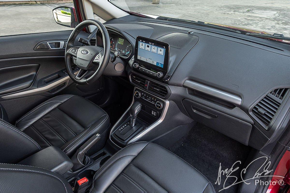 Ảnh Khoang lái xe Hyundai Kona