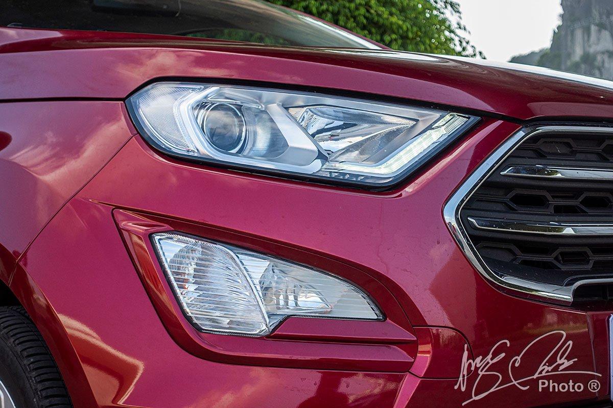 Ảnh Đèn pha xe Ford EcoSport