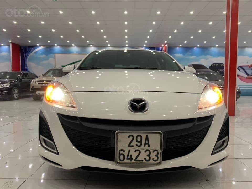 Mazda 3 SX 2009, nhập khẩu Đài Loan, màu trắng (4)