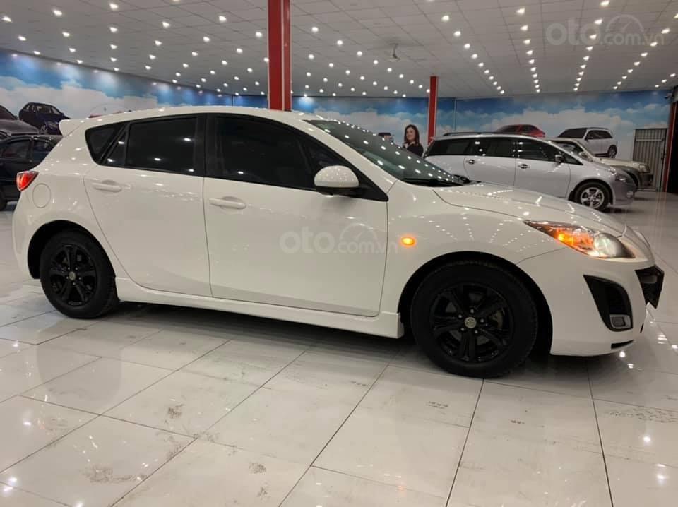 Mazda 3 SX 2009, nhập khẩu Đài Loan, màu trắng (3)
