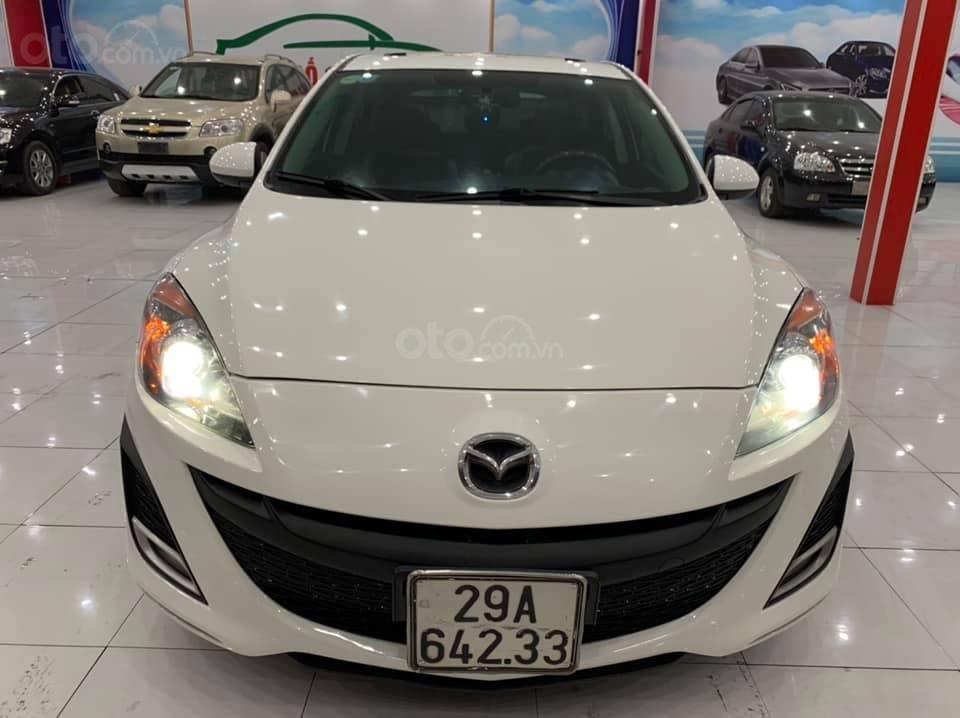 Mazda 3 SX 2009, nhập khẩu Đài Loan, màu trắng (5)