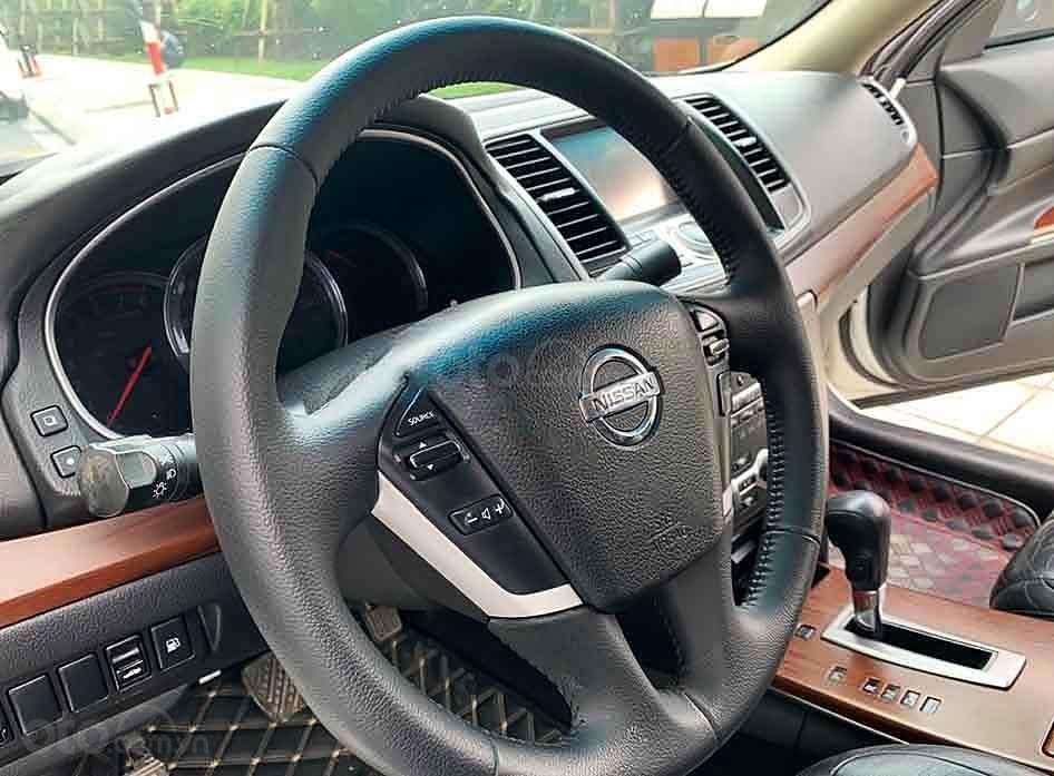 Bán Nissan Teana năm sản xuất 2009, màu trắng, 375tr (2)