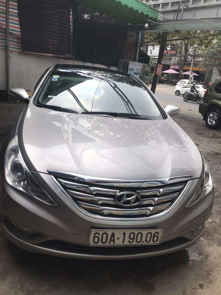 Bán Hyundai Sonata năm sản xuất 2011 còn mới (1)