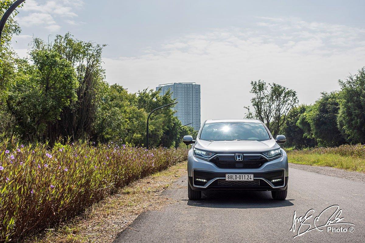 Honda CR-V 2020-2021.