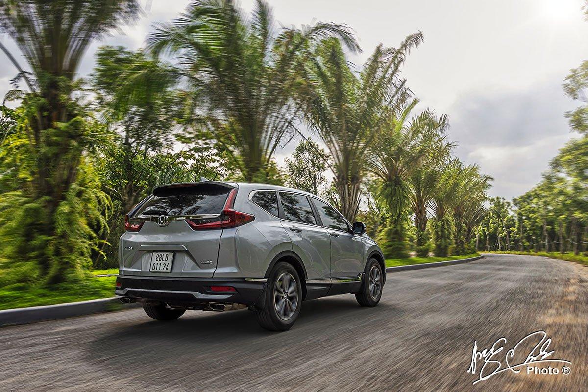 Khả năng vận hành của Honda CR-V L 2020-2021.