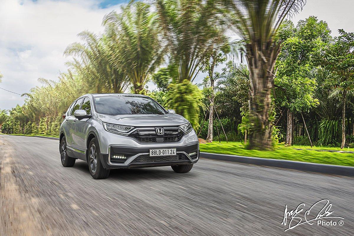 Honda CR-V L 2020-2021 vẫn là sự lựa chọn sáng giá trong phân khúc.