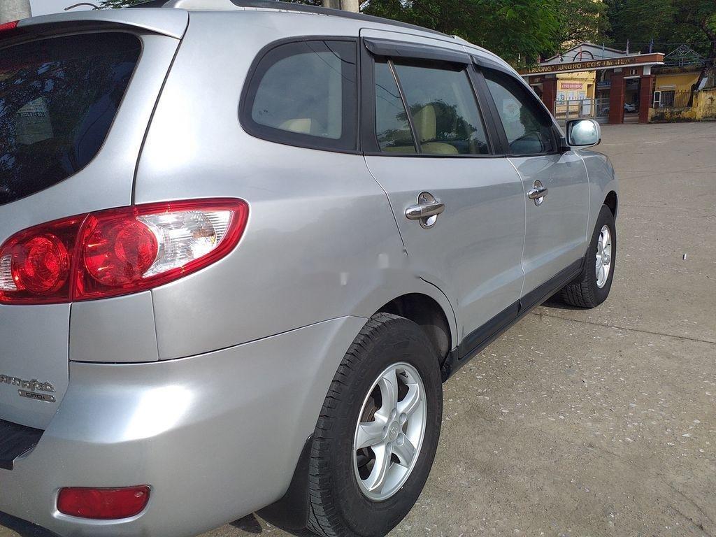Bán xe Hyundai Santa Fe đời 2008, màu bạc, xe nhập chính chủ (2)