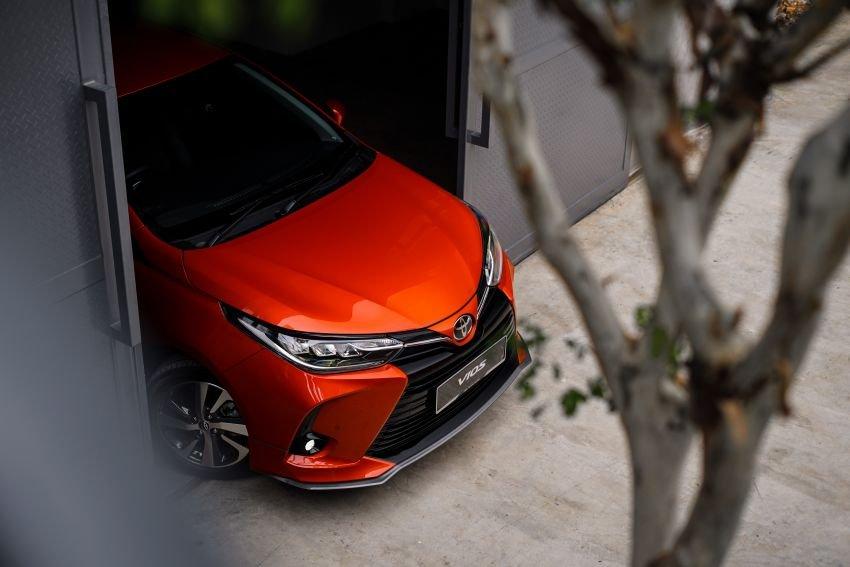 Xem trước Toyota Vios 2021: Đẹp, nhiều công nghệ, liệu có về Việt Nam vào cuối năm? a5
