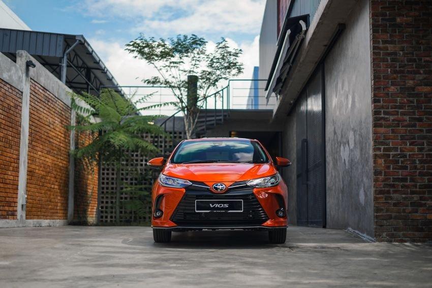 Xem trước Toyota Vios 2021: Đẹp, nhiều công nghệ, liệu có về Việt Nam vào cuối năm? a1