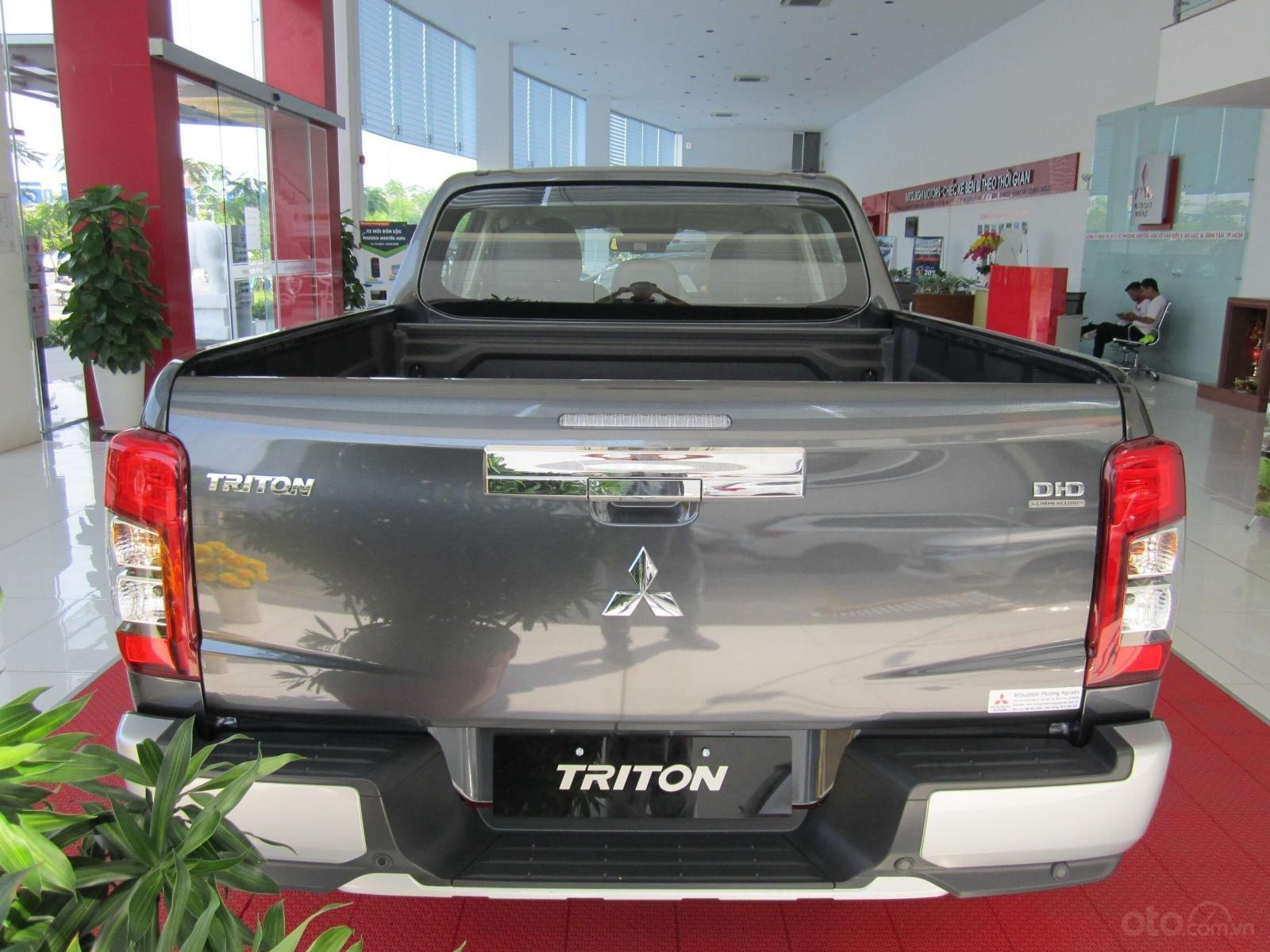 Bán nhanh Mitsubishi Triton 2020. Ưu đãi lớn (1)
