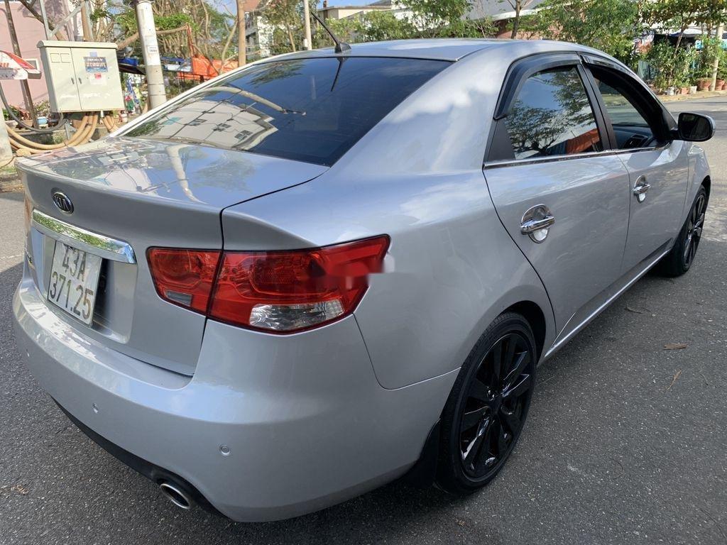 Cần bán xe Kia Forte 2012, màu bạc chính chủ (4)