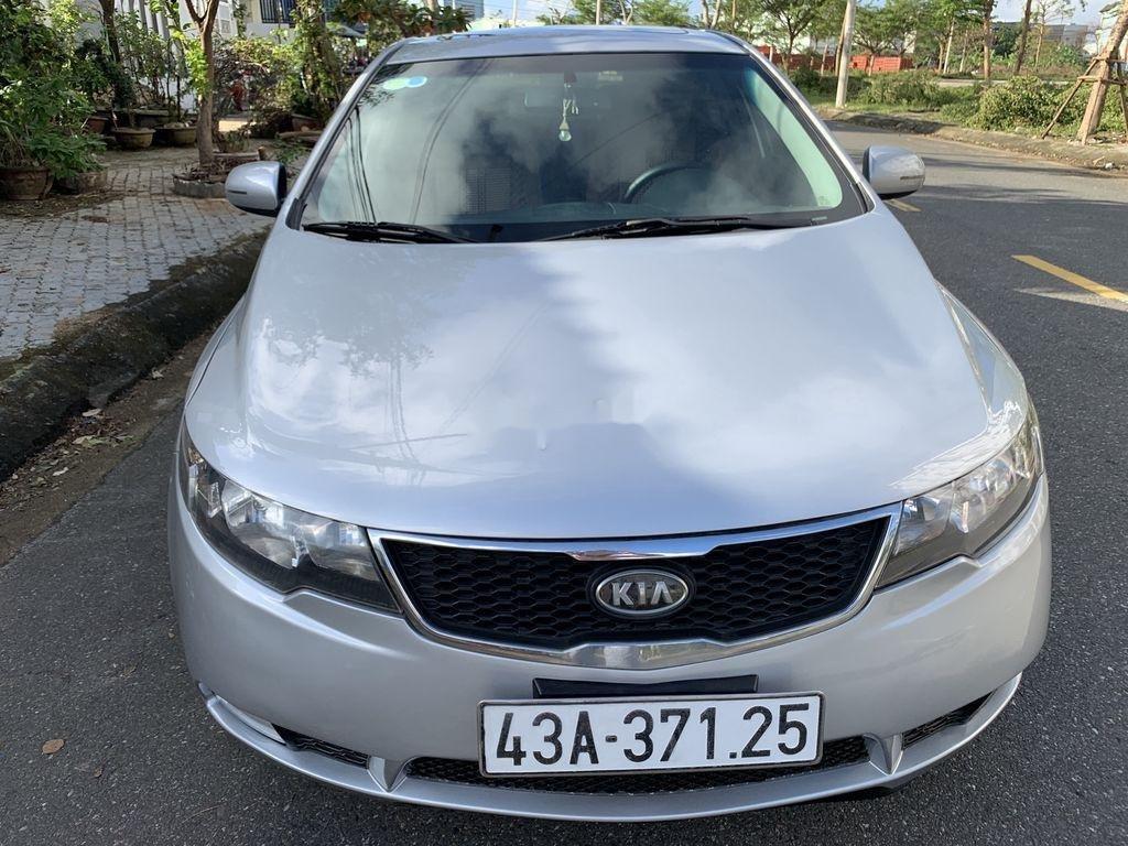Cần bán xe Kia Forte 2012, màu bạc chính chủ (1)
