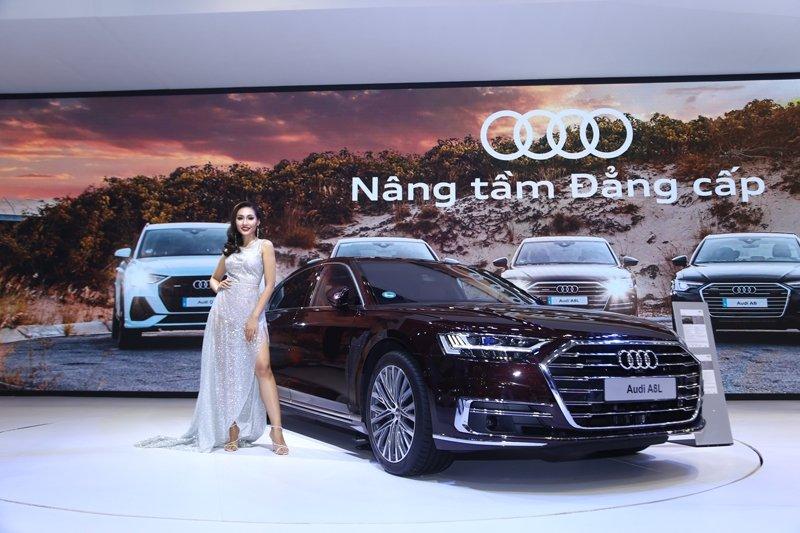 Có 33 xe Audi A8L nằm trong diện triệu hồi ở Việt Nam.