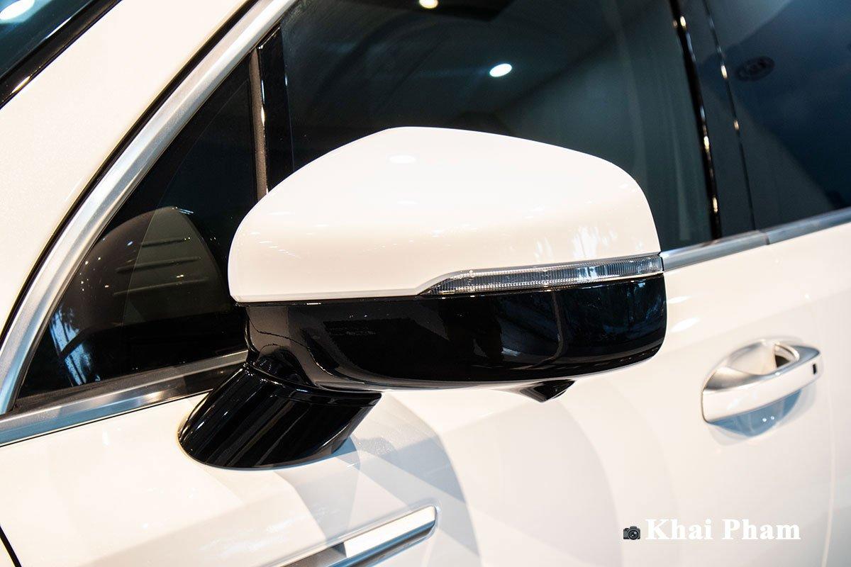 Ảnh gương xe Kia Sorento 2020