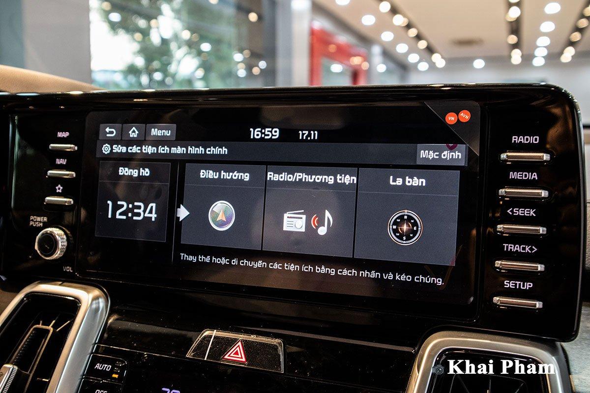 Ảnh Màn hình giải trí xe Kia Sorento 2020
