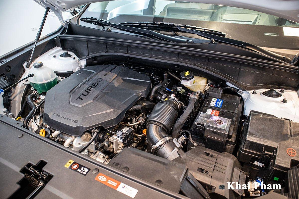 Ảnh Động cơ xe Kia Sorento 2020