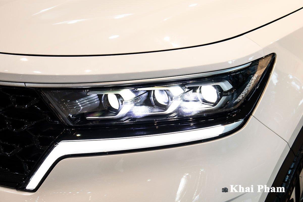 Ảnh Đèn pha xe Kia Sorento 2020 phải