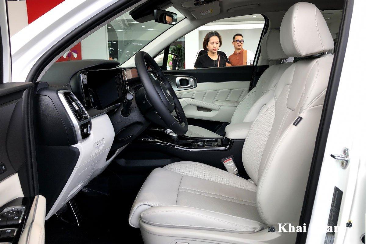 Ảnh Ghế lái xe Kia Sorento 2020