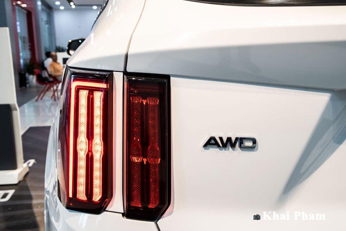 Ảnh Đèn hậu xe Kia Sorento 2020