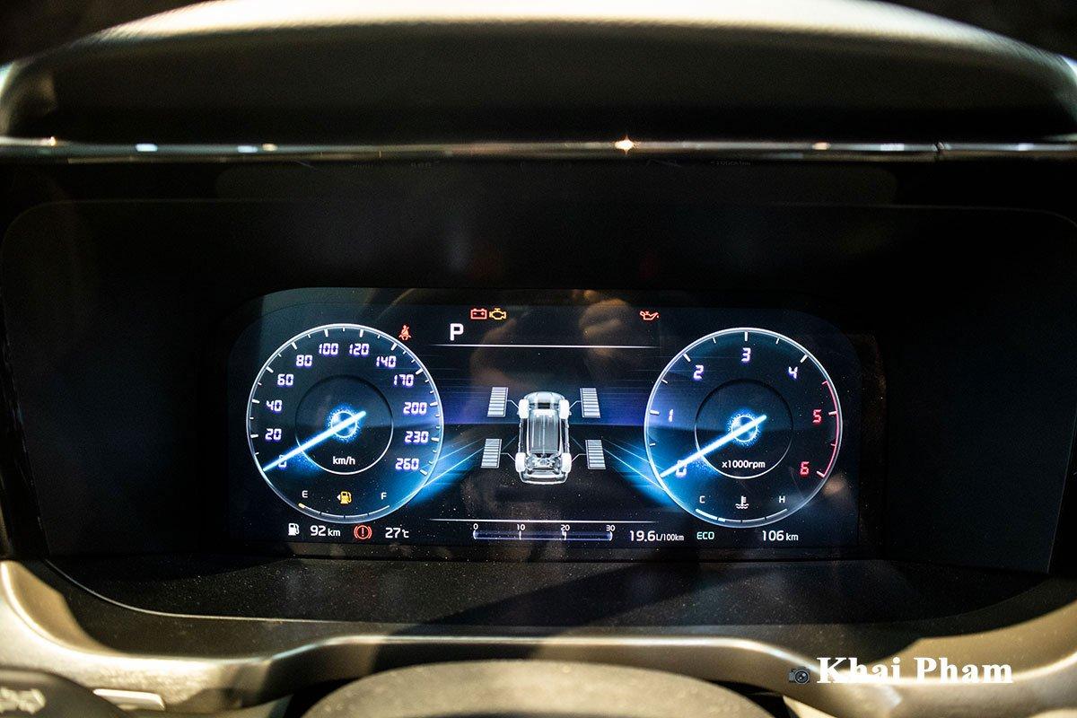 Ảnh Đồng hồ xe Kia Sorento 2020
