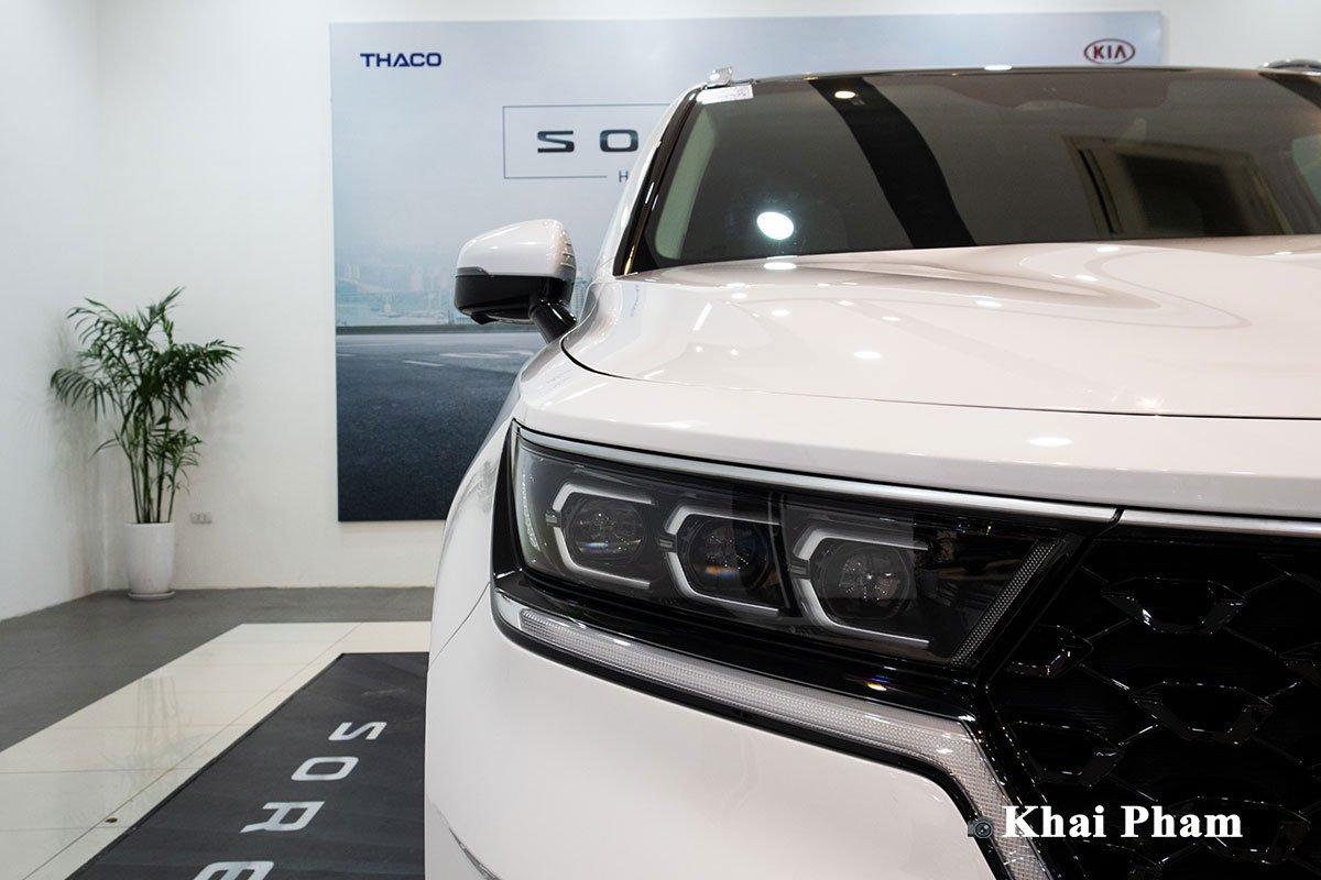 Ảnh Đèn pha xe Kia Sorento 2020