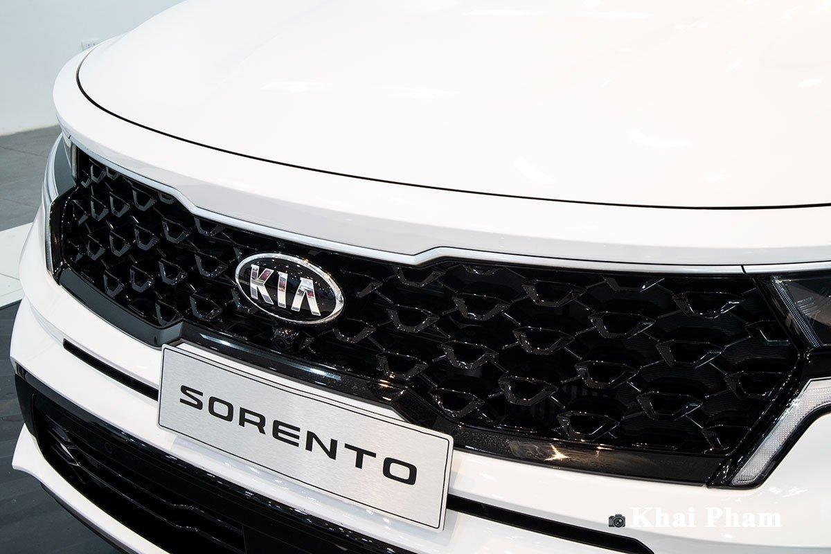 Ảnh Lưới tản nhiệt xe Kia Sorento 2020