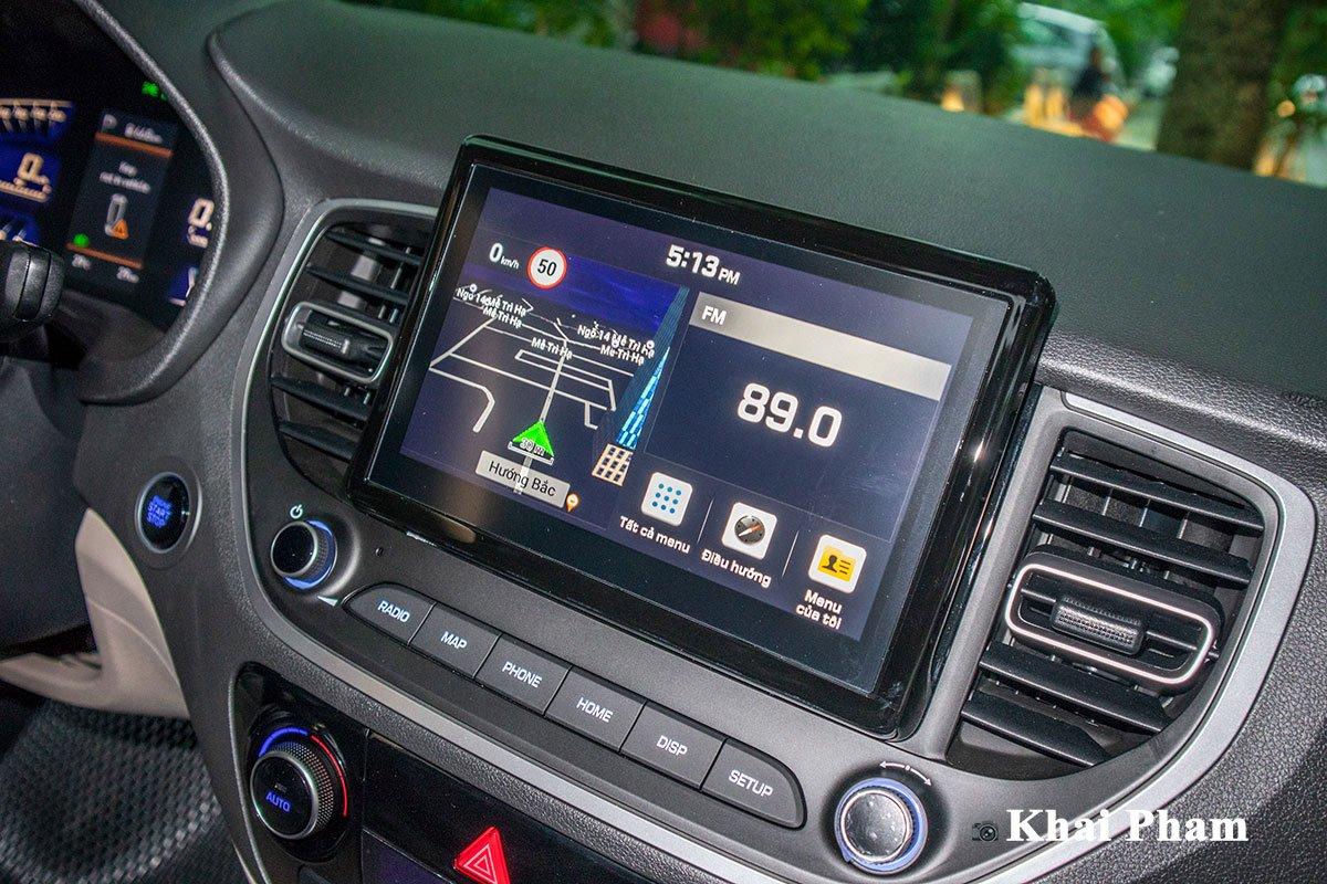 Lộ rõ hình ảnh Hyundai Accent 2021 tại Việt Nam: Đẹp, hiện đại gây áp lực lên Toyota Vios  a1c2