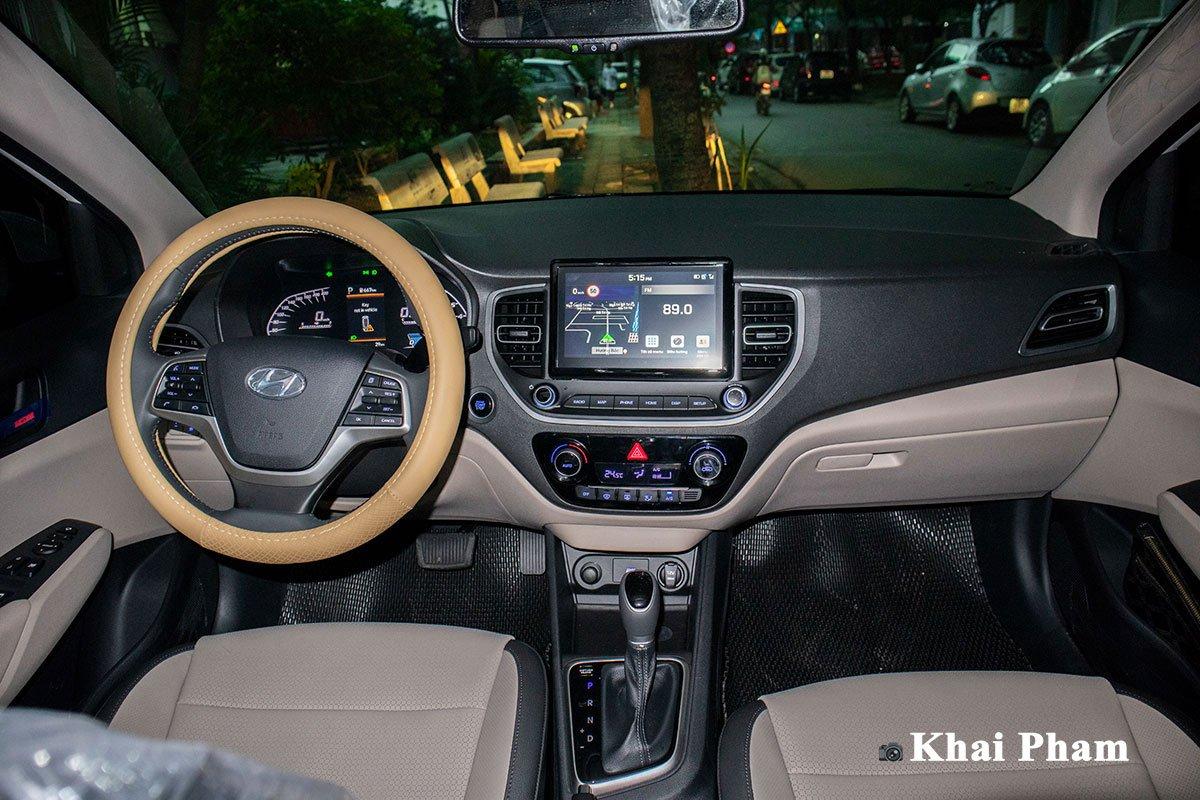 Rộ rõ hình ảnh Hyundai Accent 2021 tại Việt Nam, màn hình là chi tiết gây tranh cãi a5