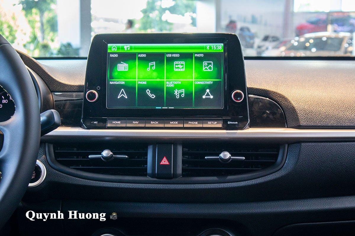 Kia Morning 2021 ra mắt tại đại lý, giá 439 triệu đồng đấu VinFast Fadil, Hyundai Grand i10 a71