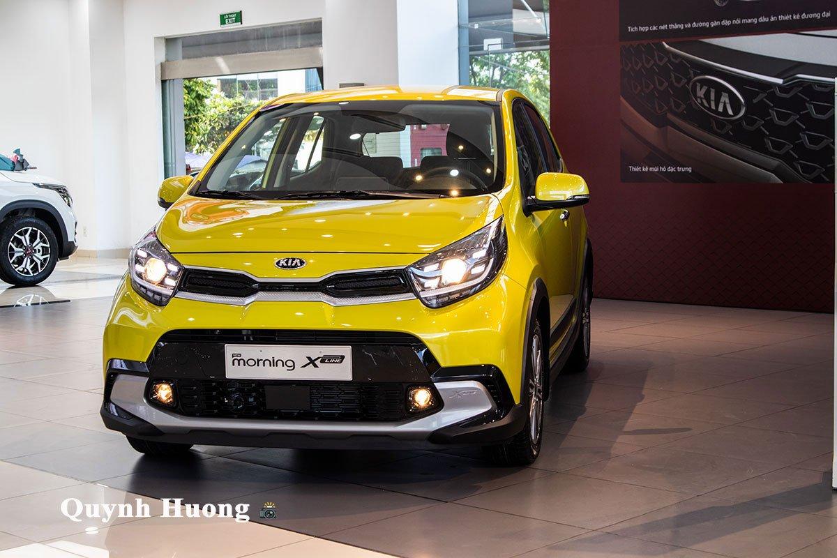 Kia Morning 2021 ra mắt tại đại lý, giá 439 triệu đồng đấu VinFast Fadil, Hyundai Grand i10 a2