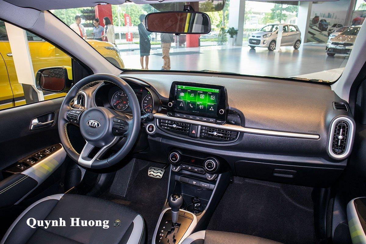 Thủ tục vay mua xe Kia Morning trả góp bao gồm những gì?