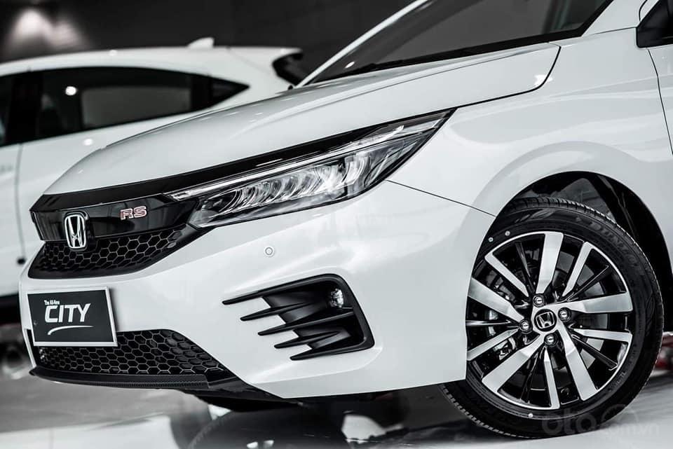 Bán Honda City đời 2021, màu trắng, giao xe toàn quốc (3)