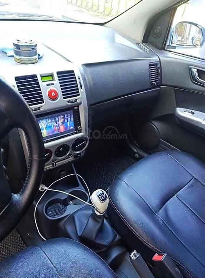 Cần bán Hyundai Getz sản xuất năm 2008, màu xanh lam, xe nhập còn mới (4)