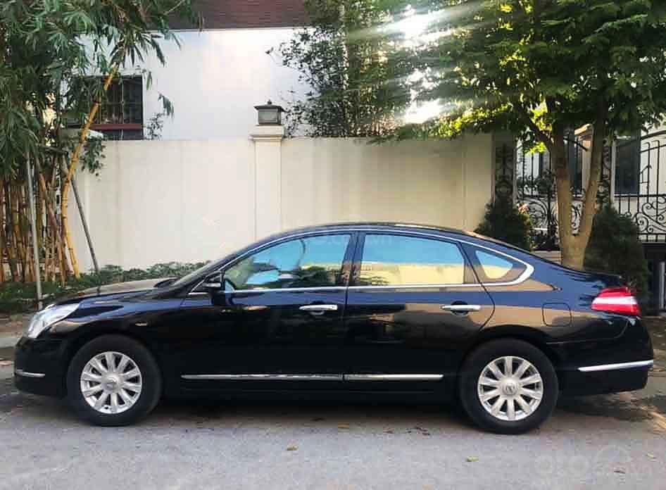 Bán Nissan Teana sản xuất 2010, màu đen, nhập khẩu còn mới giá cạnh tranh (7)