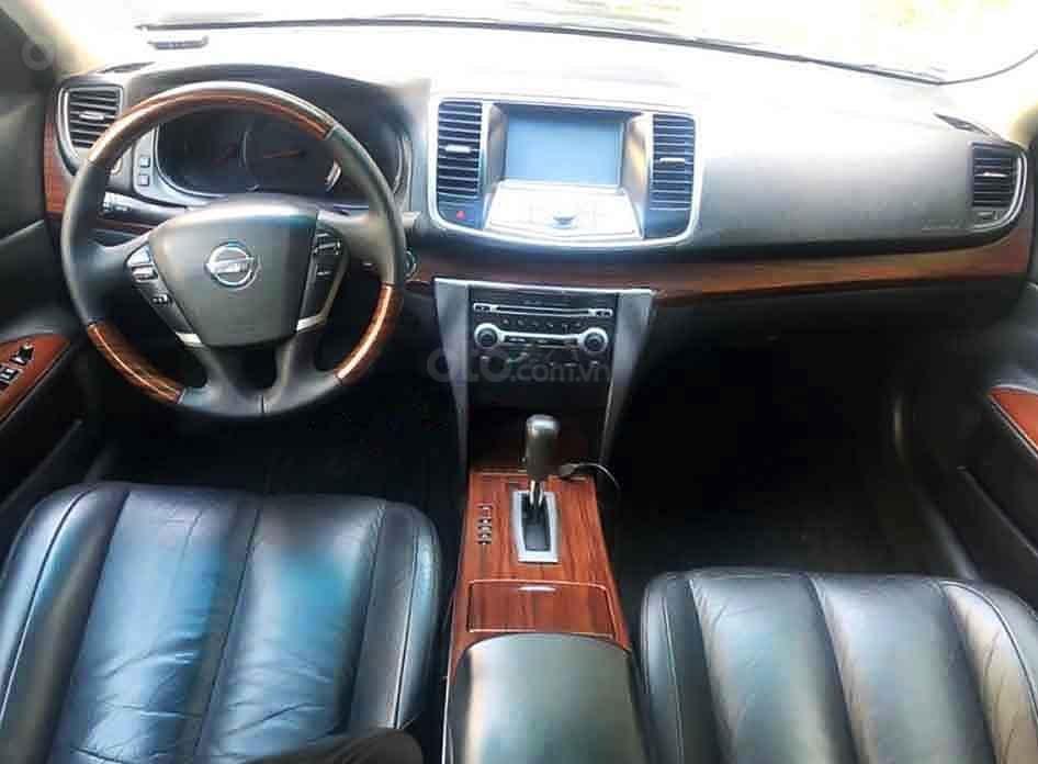 Bán Nissan Teana sản xuất 2010, màu đen, nhập khẩu còn mới giá cạnh tranh (6)