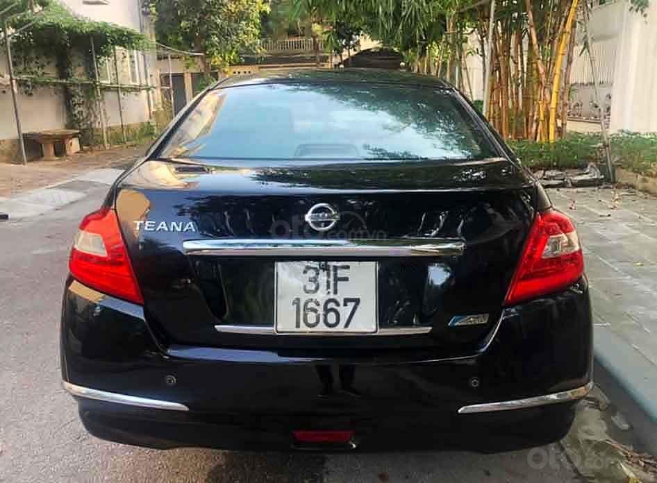 Bán Nissan Teana sản xuất 2010, màu đen, nhập khẩu còn mới giá cạnh tranh (5)