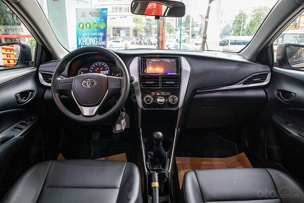 Toyota Vios 2020 còn 30 ngày giảm phí trước bạ 50%, KM tiền mặt kèm tặng phụ kiện, giao xe ngay (7)