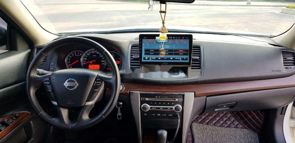 Cần bán xe Nissan Teana sản xuất 2010, màu trắng, nhập khẩu, giá 416tr (8)