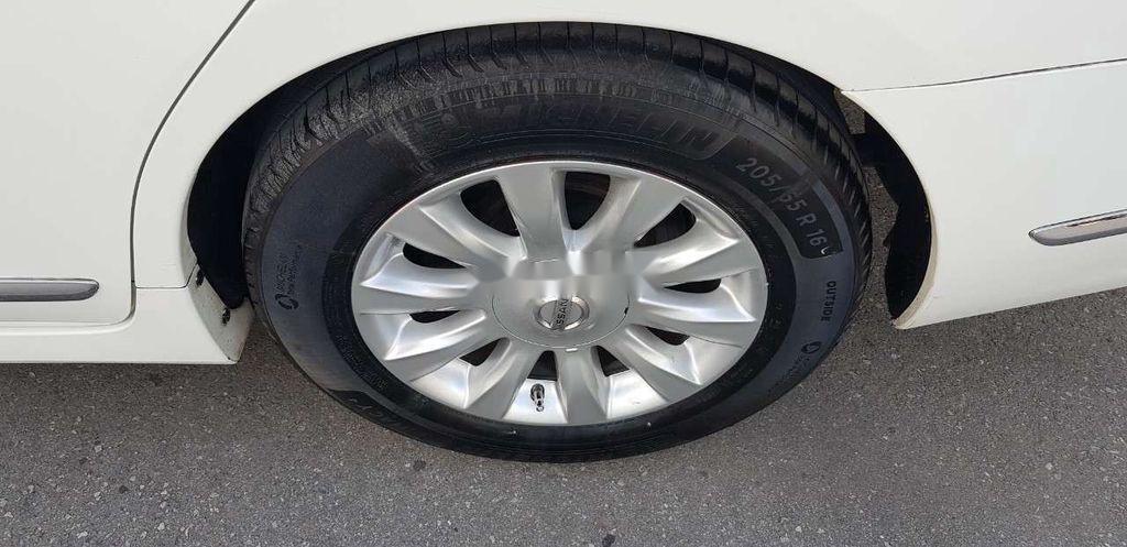Cần bán xe Nissan Teana sản xuất 2010, màu trắng, nhập khẩu, giá 416tr (9)